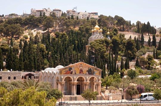 Excursão de meio dia a Jerusalém saindo de Jerusalém