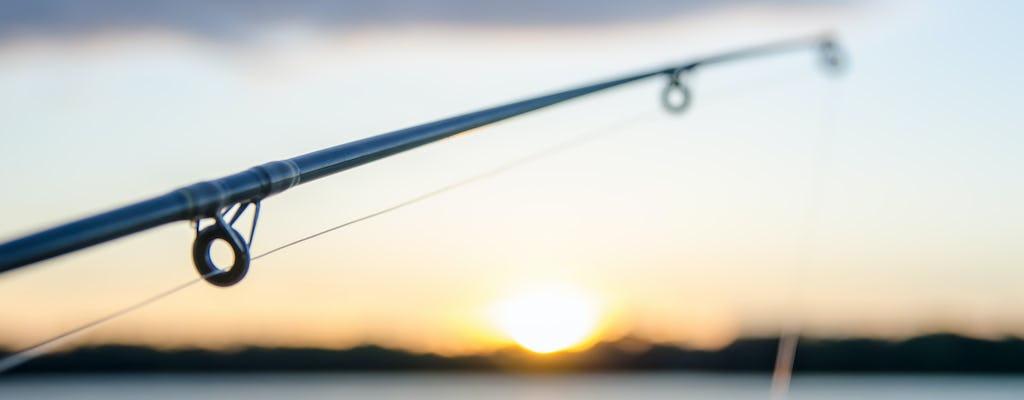 Zonsondergang vissen met Kakka door Adaaran Select Hudhuranfushi