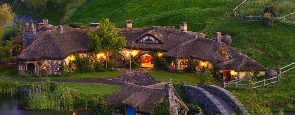 Experiencia de recorrido de banquete en el plató de Hobbitton