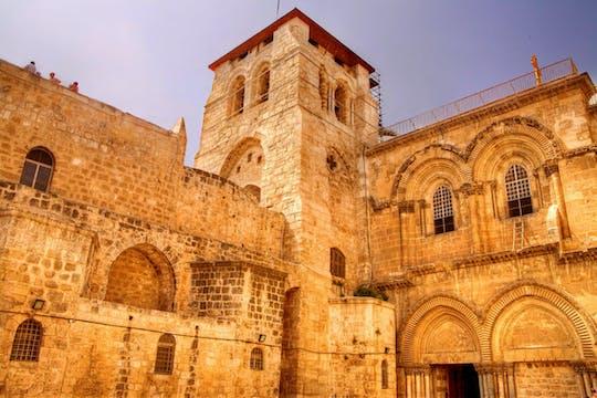 Excursão de meio dia a Jerusalém saindo de Tel Aviv