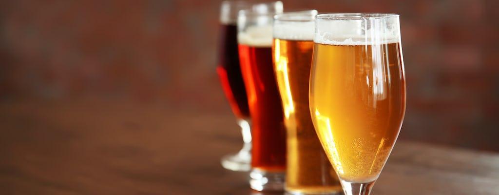 Quito's craft beer tour