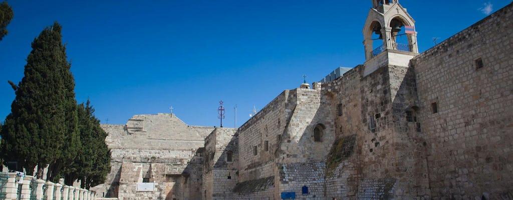 Half-day tour of Bethlehem from Tel Aviv