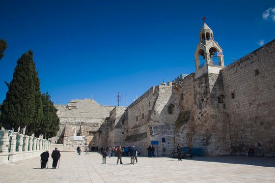 Half-day tour of Bethlehem from Tel Aviv