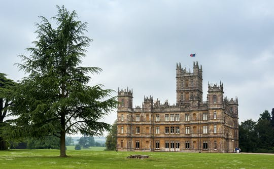 Tour di un giorno delle location dei film di Highclere Castle e Downton Abbey da Southampton
