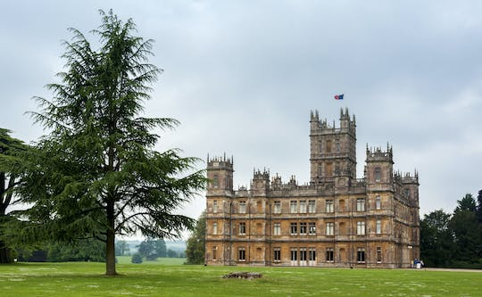 Dagtour naar filmlocaties Highclere Castle en Downton Abbey vanuit Southampton