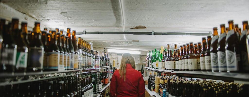 Visite de la bière Vesterbro