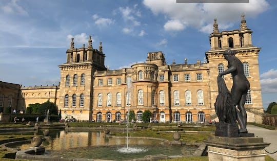 Privater Transfer von Southampton nach London über Oxford und Blenheim Palace