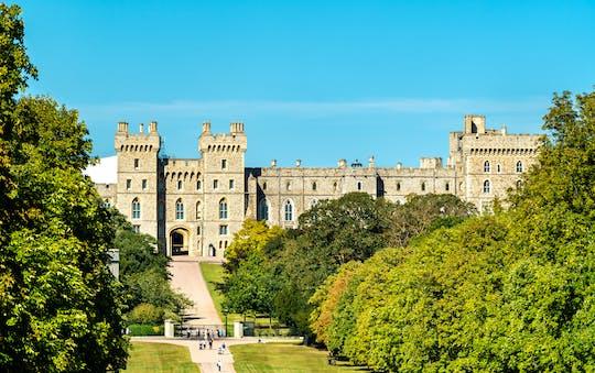 Индивидуальный трансфер из Саутгемптона в Лондон через замок Виндзор и Стоунхендж