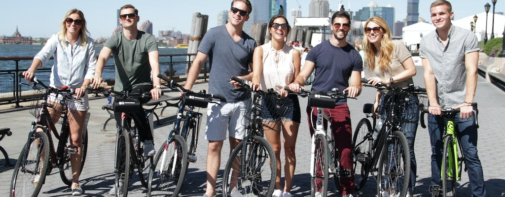 Best of NYC eBike Tour