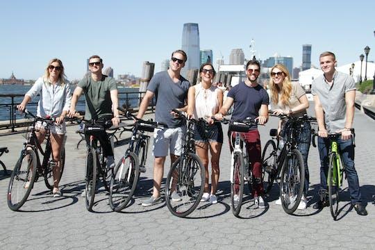 Tour en bicicleta eléctrica por lo mejor de Nueva York