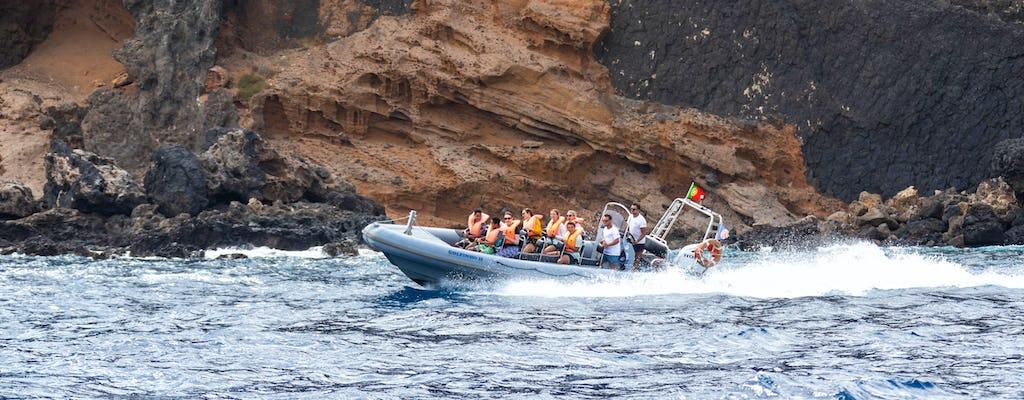 Porto Santo RIB - wycieczka łodzią motorową