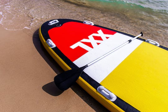 XXL Paddle surf rental in Palma de Mallorca
