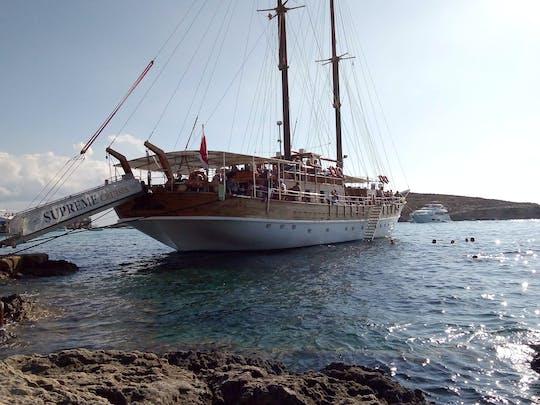 Rejs wokół Malty