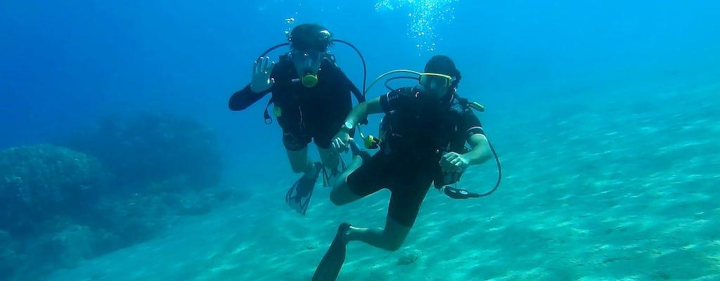 Sortie de plongée ou snorkeling à Akrotiri