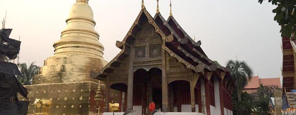 Visite du temple de Chiang Mai