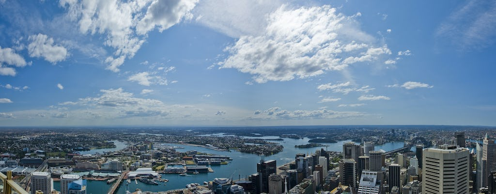 Sydney Darling Harbour sightseeing pass