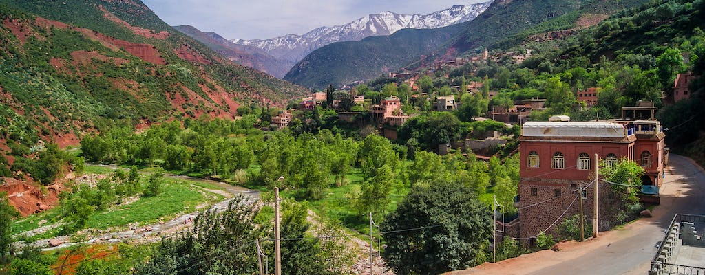 Half-day excursion to the Ourika valley from Marrakech
