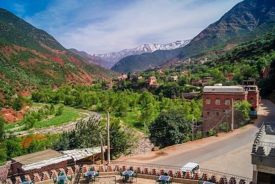 Halve dag excursie naar de Ourika-vallei vanuit Marrakech