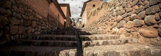 Valle Sacra: tour privato di Chinchero, Maras, Moray, Ollantaytambo, mercato di Pisac
