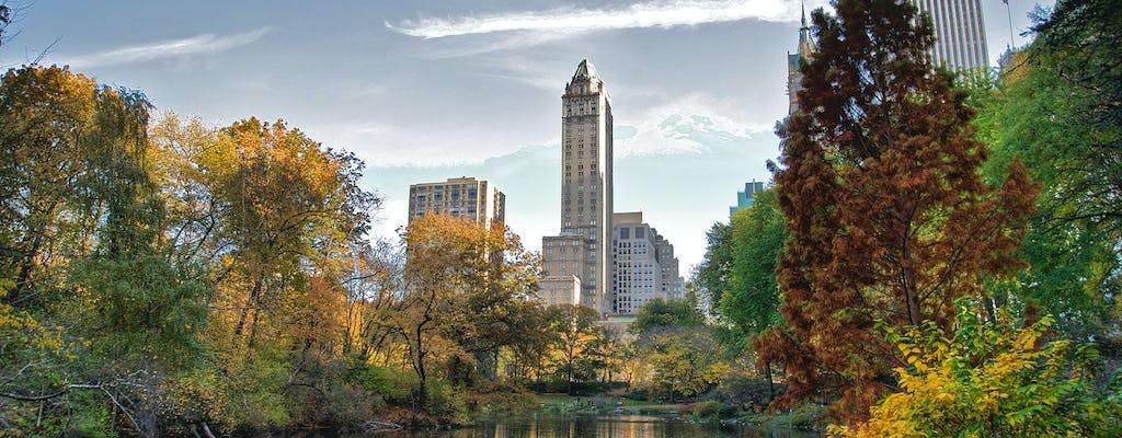 Visita guiada privada a pie por Central Park