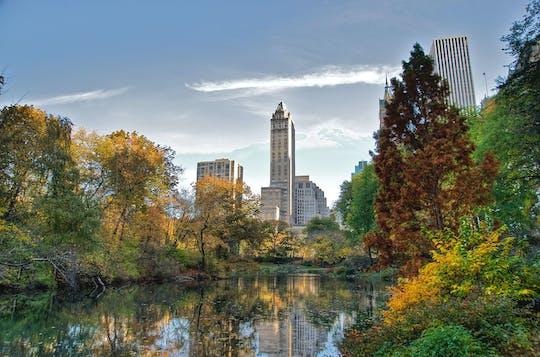 Tour guidato a piedi privato di Central Park