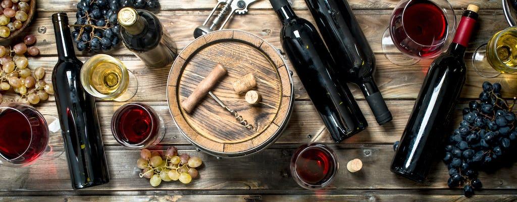 Лиссабон вино и сыр дегустации тур