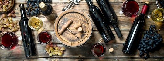Tour de cata de vinos y quesos de Lisboa