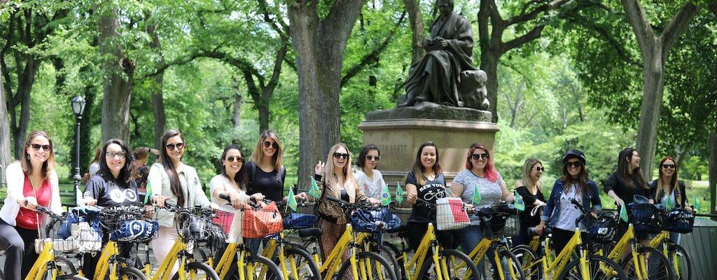 Passeio privado de bicicleta pelo Central Park