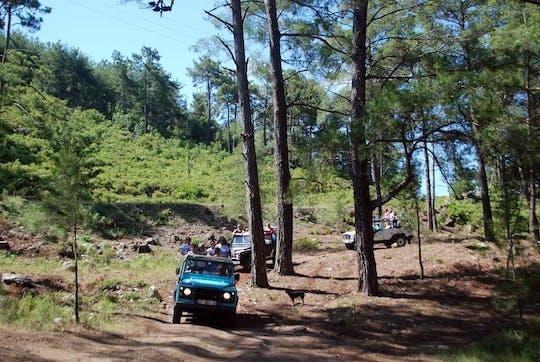 Sapadere Off -Road Safari