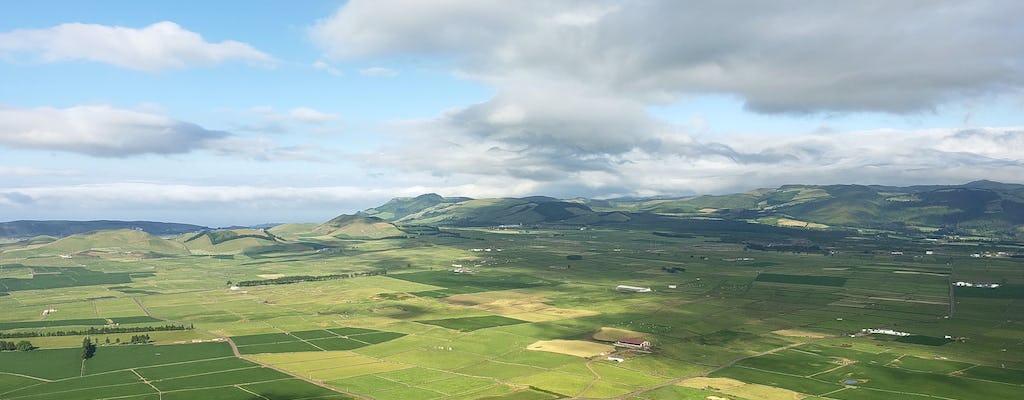 Visite en petit groupe de l'ouest volcanique de Terceira