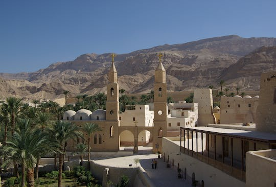 The Red sea monasteries tour from Hurghada