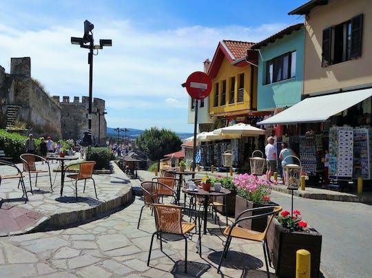 Saloniki wczoraj i dzisiaj