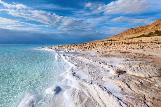 Entspannungstag am Toten Meer von Jerusalem