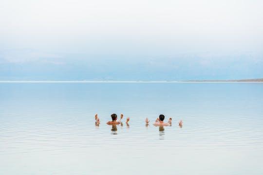 Día de relajación en el Mar Muerto desde Tel Aviv