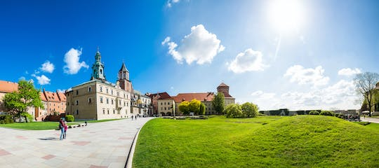 Skip-the-line Wawel Castle ticket and Cathedral private tour