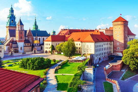 Skip-the-line Wawel Castle private tour