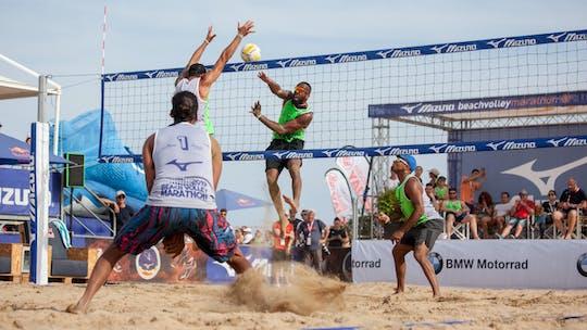Beach Volley Marathon: iscrizione squadra 3x3M-F o 4x4MT con soggiorno in appartamento