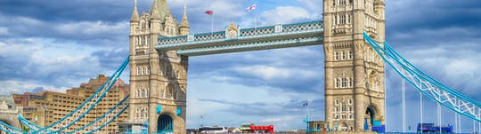 Visite à pied en petit groupe de la vieille ville de Londres avec arrêts bonus