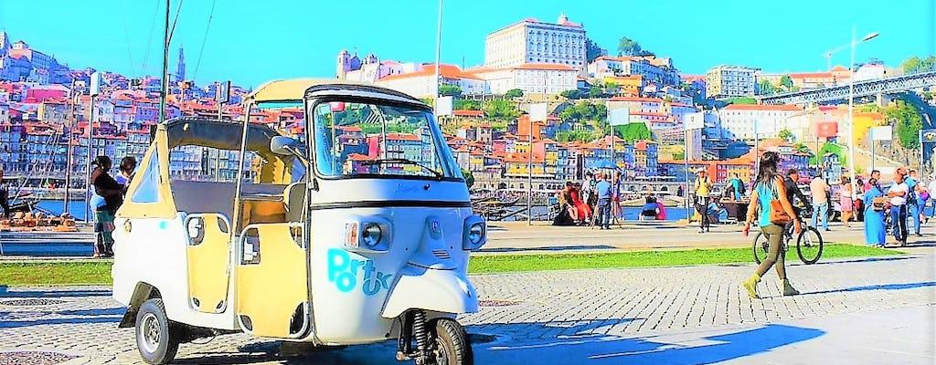 Все вокруг Порто полдня тук-тук тур