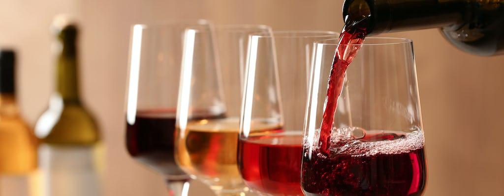 Cata de vinos en el corazón de Milán