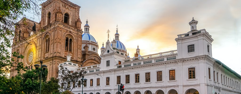 Cuenca 4-hour tour