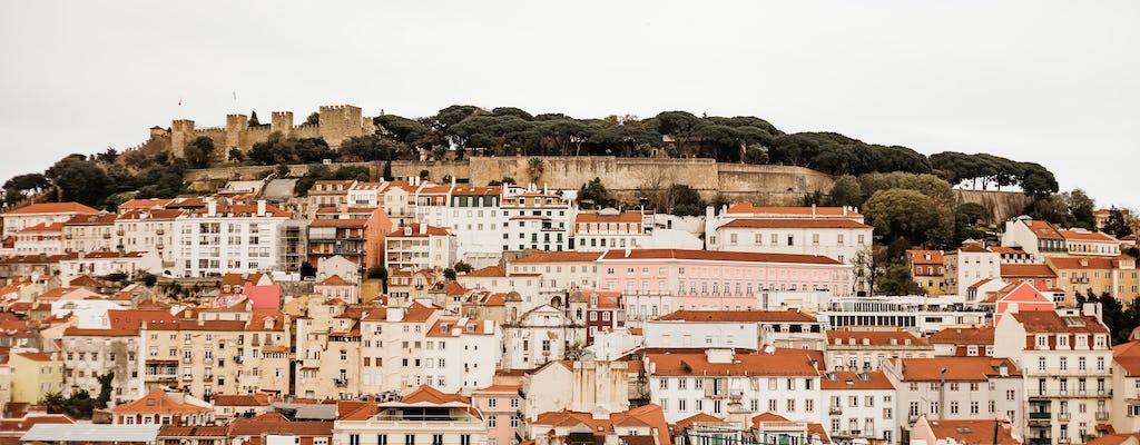Passeio de e-bike pela Cidade Velha de Lisboa