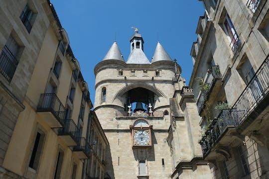 Gioco di esplorazione e tour della città vecchia di Bordeaux
