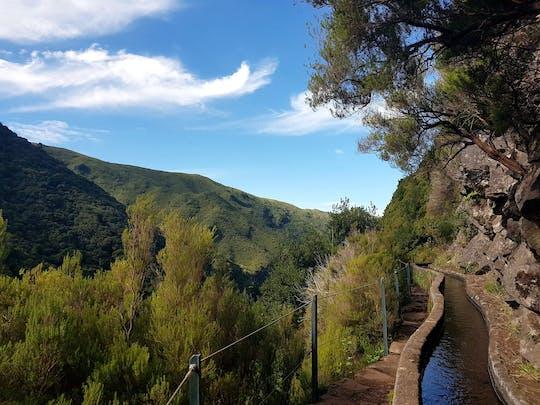 Madeira - Geländewagentour und Wanderung durch das Rabacal-Tal