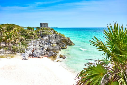 Tulum and Kin Ha cenote 5-hour tour