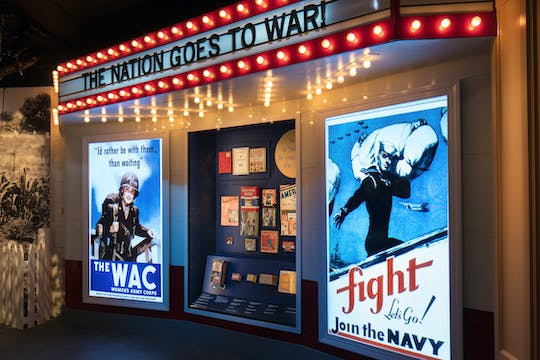 "Tickets to The National WWII Museum with optional 4-D Film ""Beyond All Boundaries"""