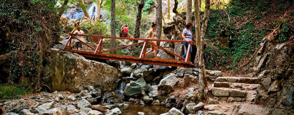 Wycieczka po Wodospadach Kaledonii