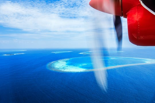Photo flight by Adaaran Select Hudhuranfushi