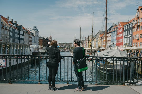 Visite express privée de Copenhague