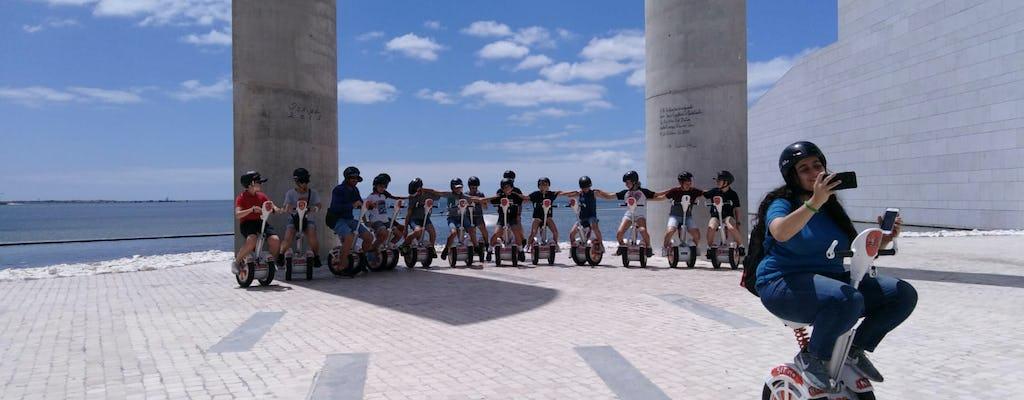 Tour de Lisboa junto al río Sitway